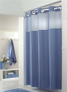 Blancolor for Ganchos para cortinas de tela